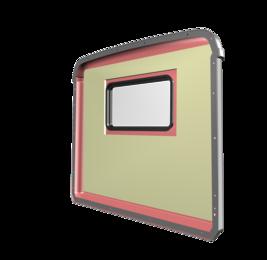 Mack CX Day Cab Conversion Kit Interior