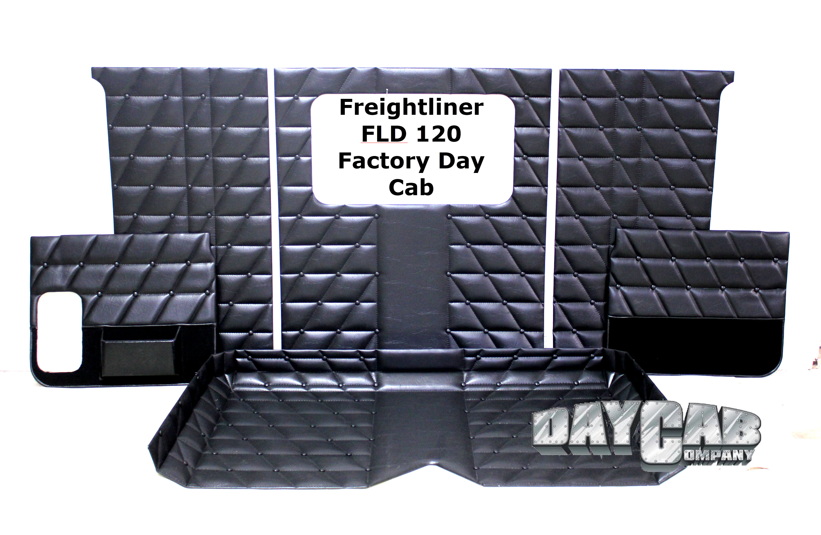 Freightliner FLD 120 Classic XL Interior Upholstery