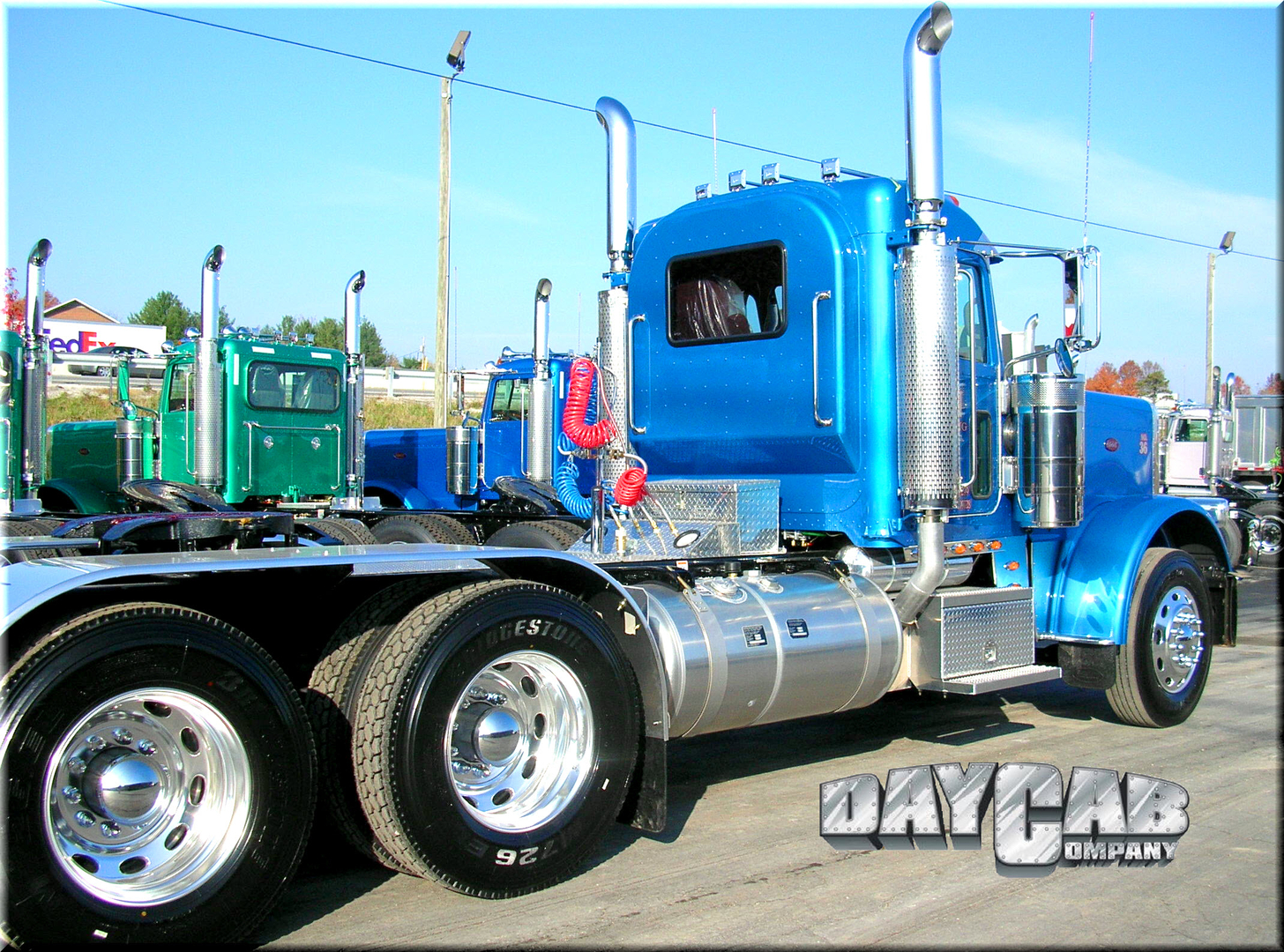 Peterbilt Ultracab XL Day Cab Kit