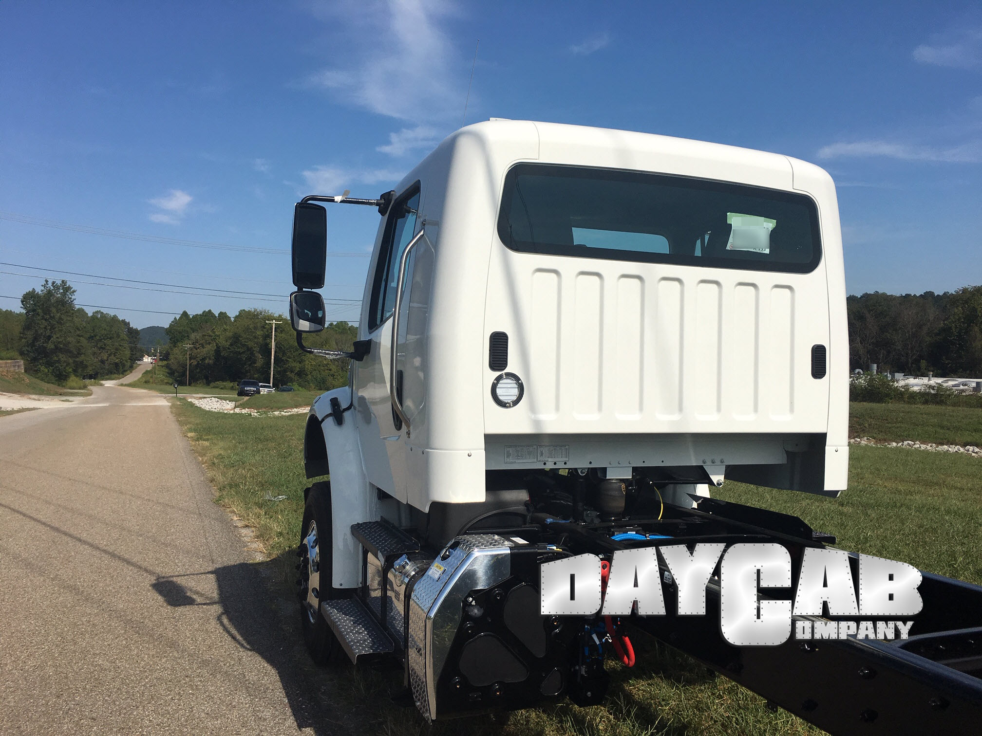 Daycab Company Freightliner M2 Conversio