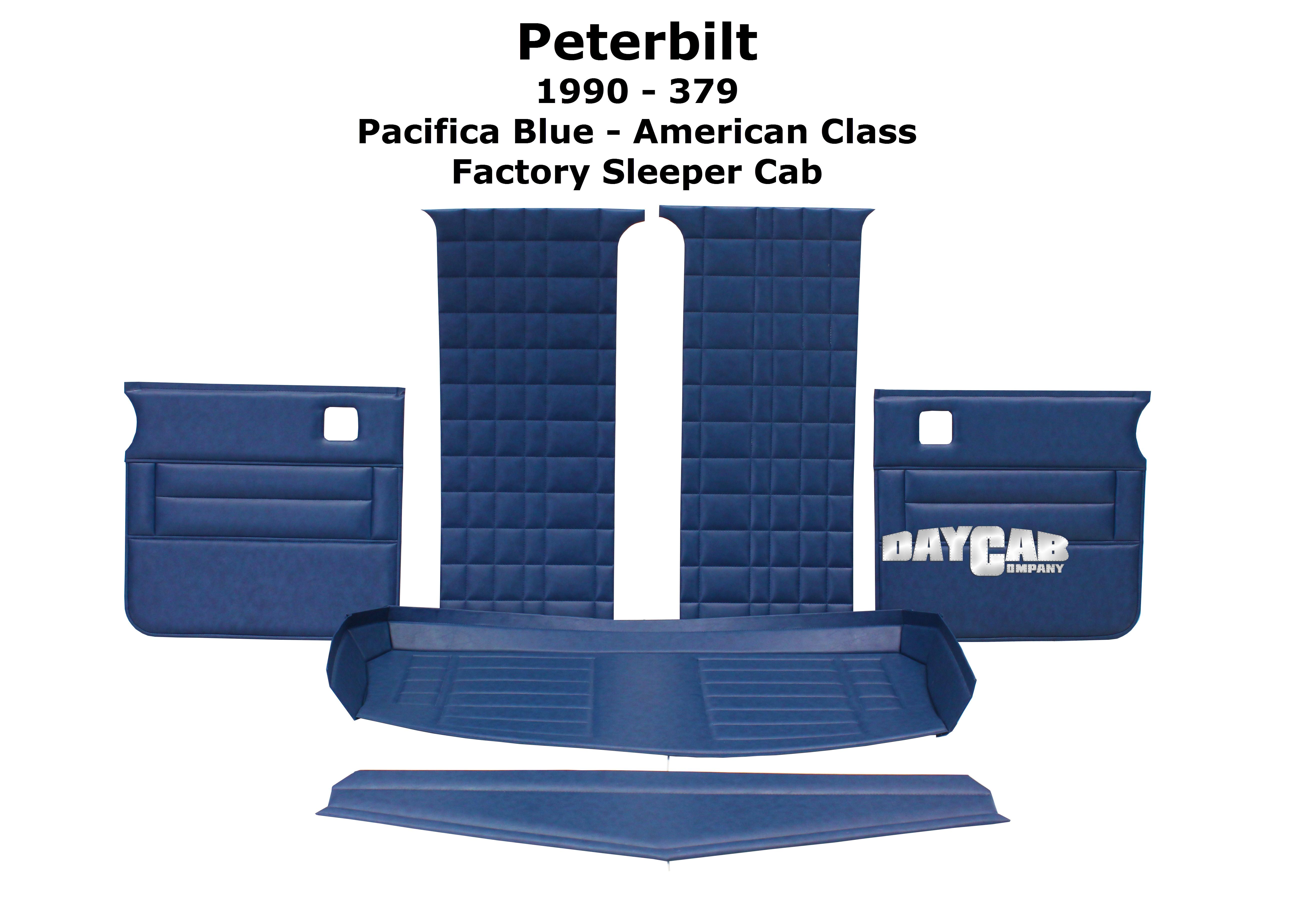 Peterblt & Kenworth Interior Upholstery