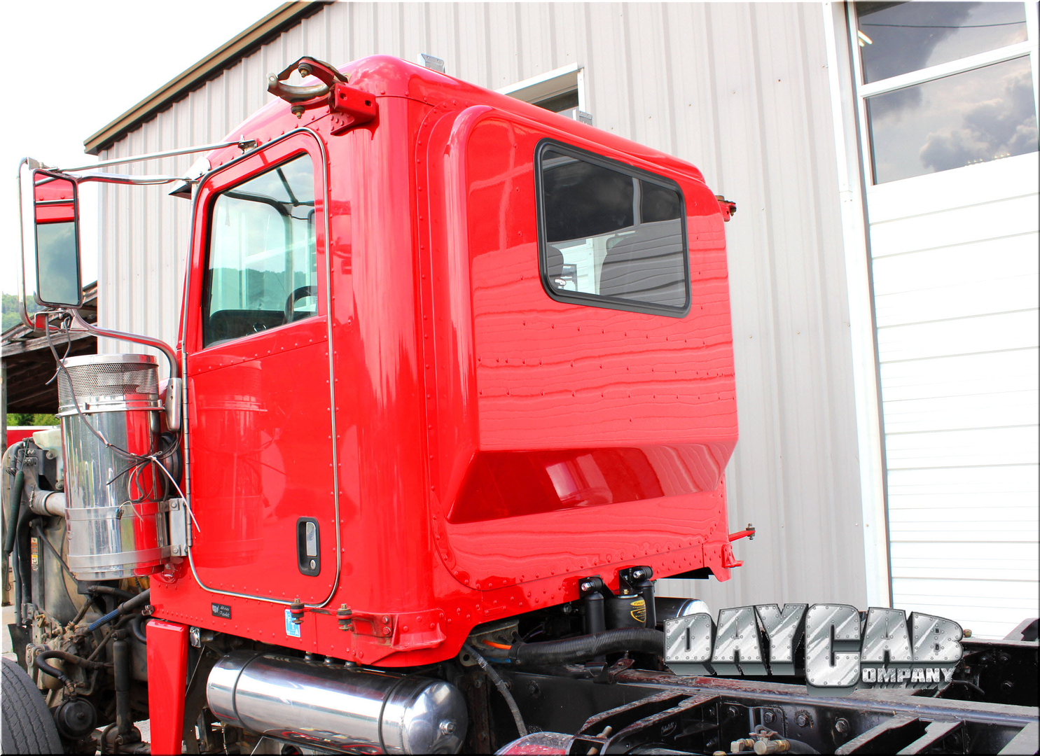 Peterbilt Mega Cab Conversion