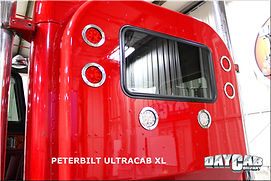 Peterbilt UltraCab Day Cab Conversion Kit - Daycab Conversion Kit - Daycab Company