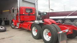 Freightliner Extended Day Cab