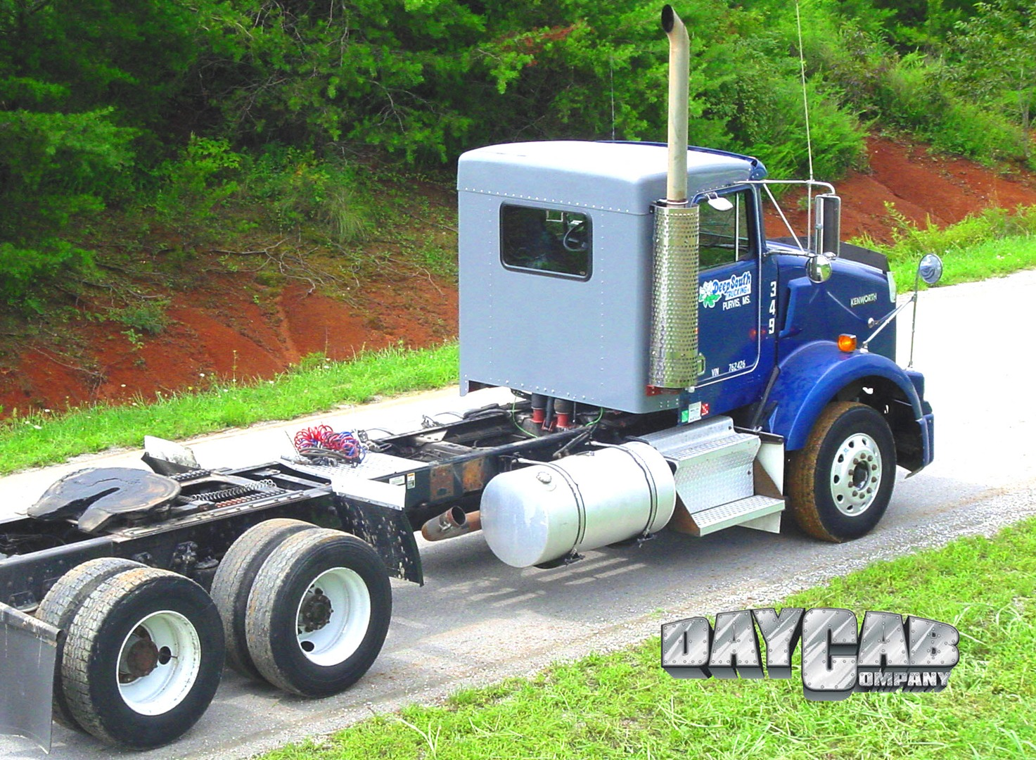 Kenworth Aerocab Day Cab Conversion