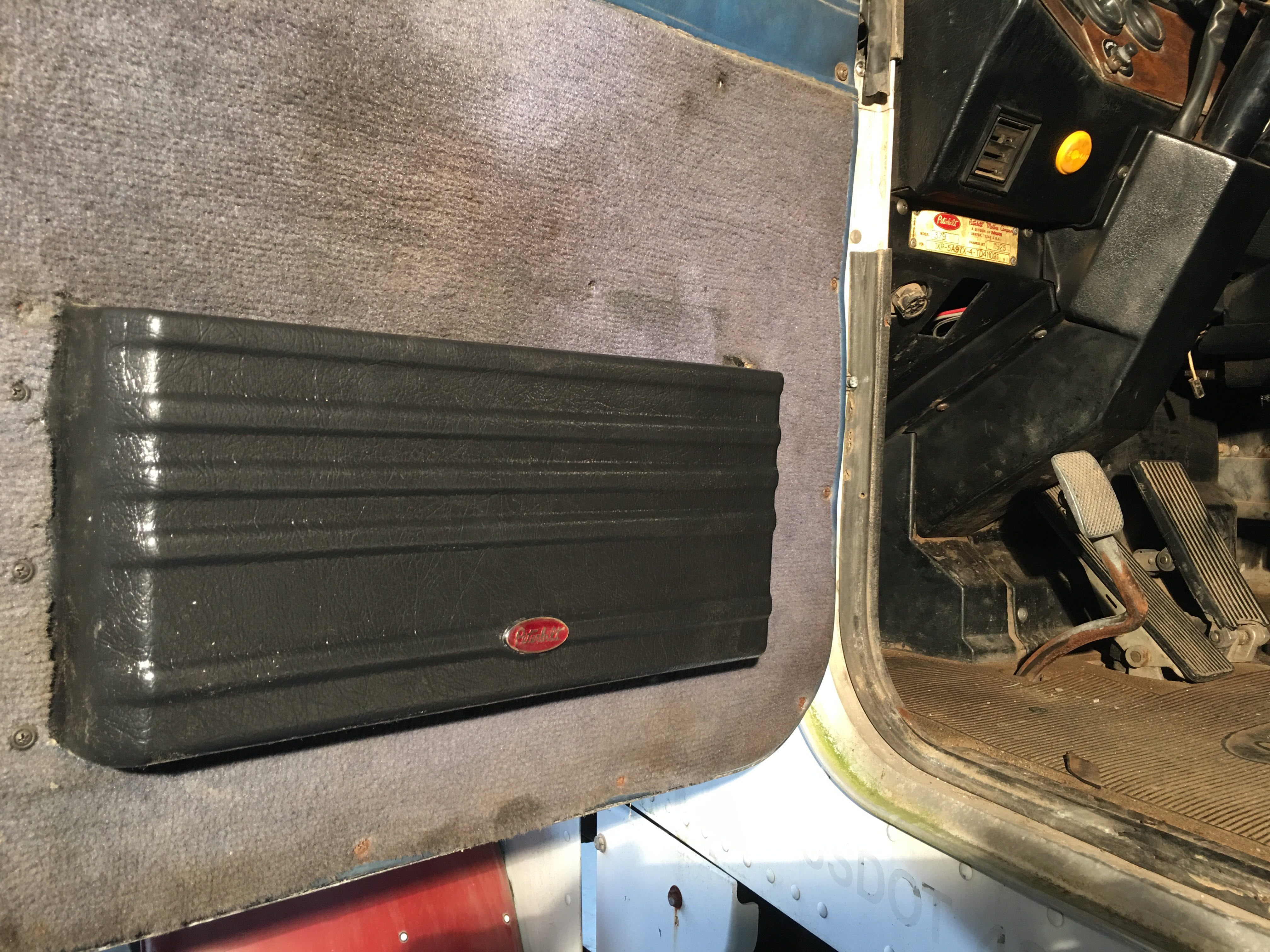 Peterbilt Door Pocket