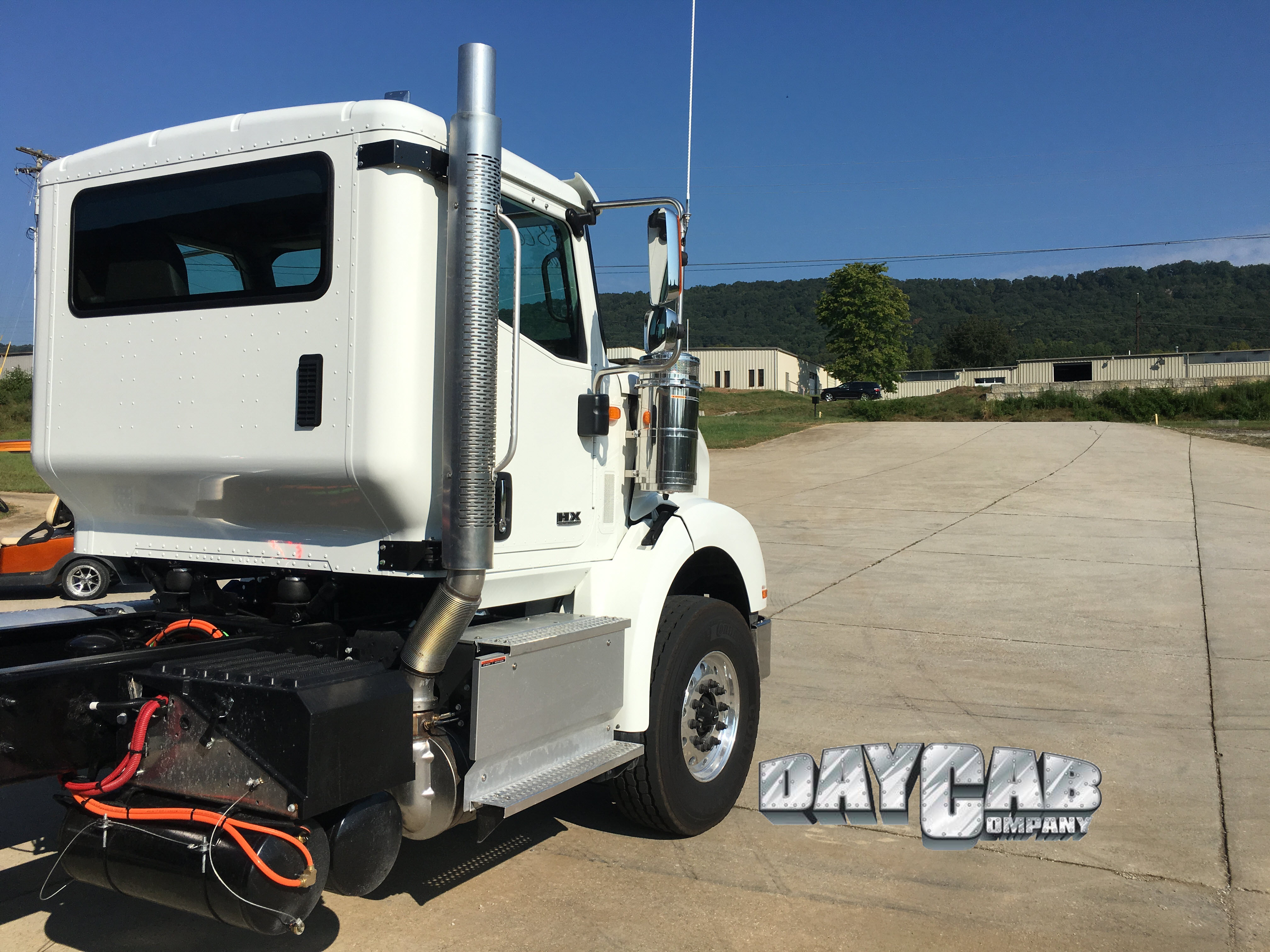 International HX 620 Extended Day Cab Truck - Daycab Company