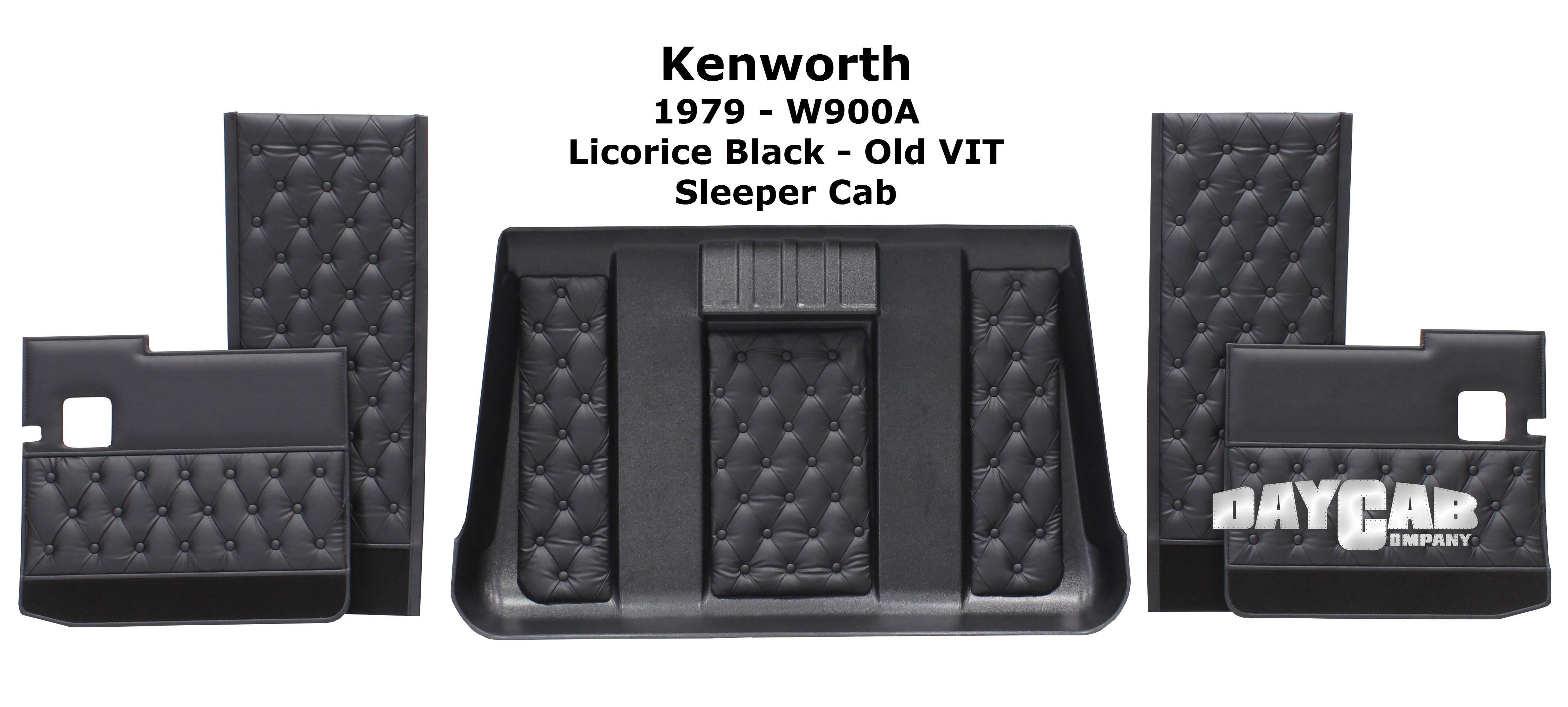 Kenworth 1979 W900A Sleeper Cab