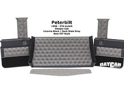 Peterbilt 1996 379 Unibilt Sleeper Cab I