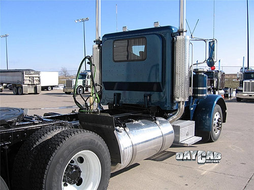 Peterbilt Unibilt Day Cab Conversion Kits