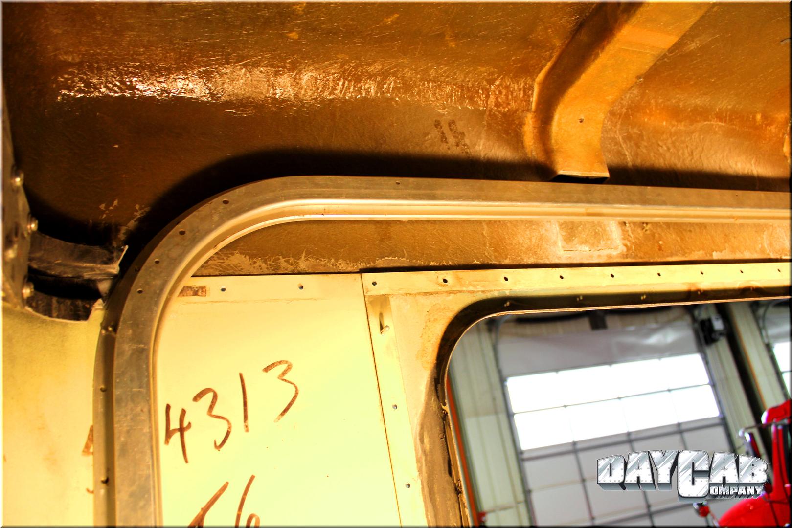 Freightliner Mega Cab Interior Ring