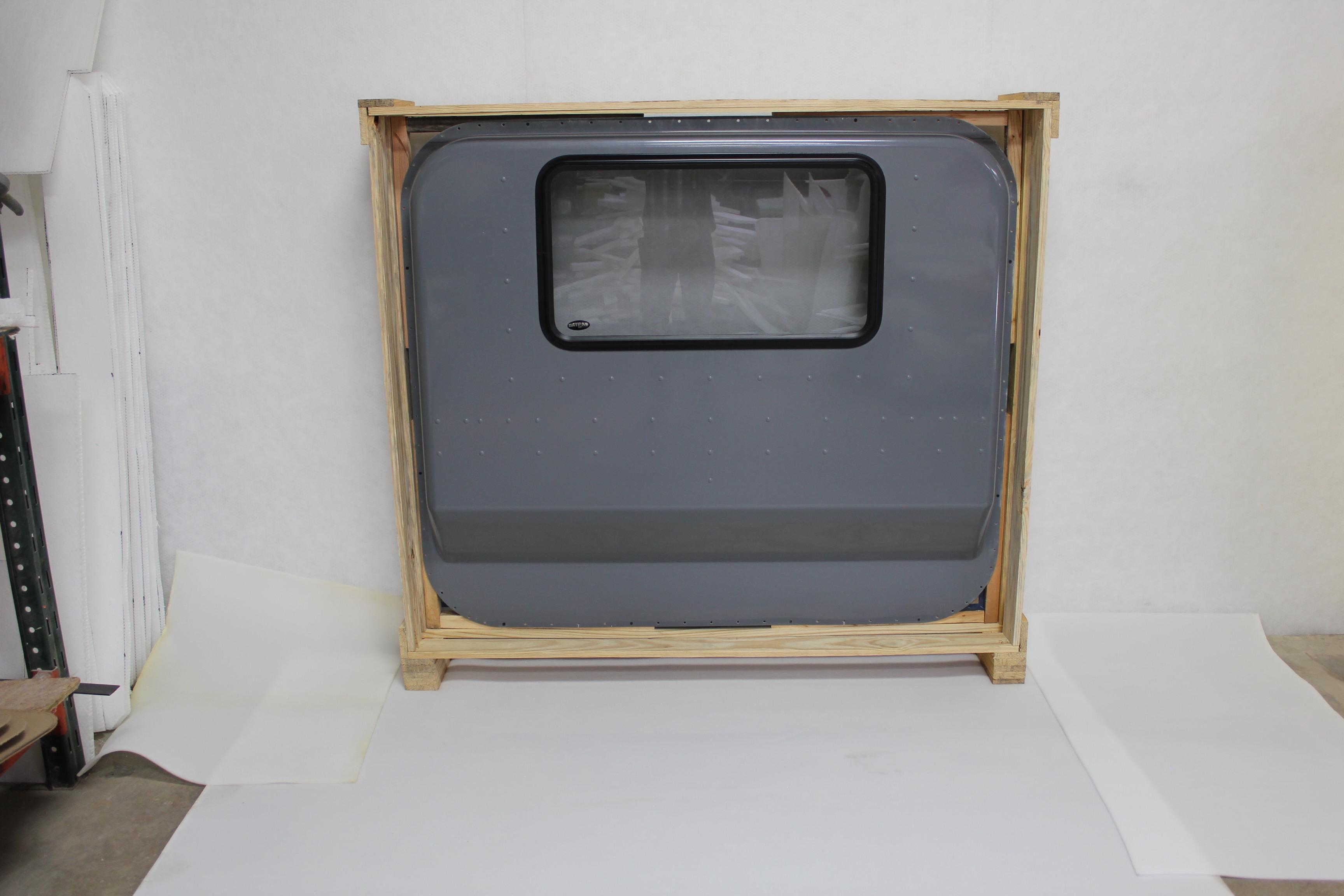 Kenworth Megacab Boxed