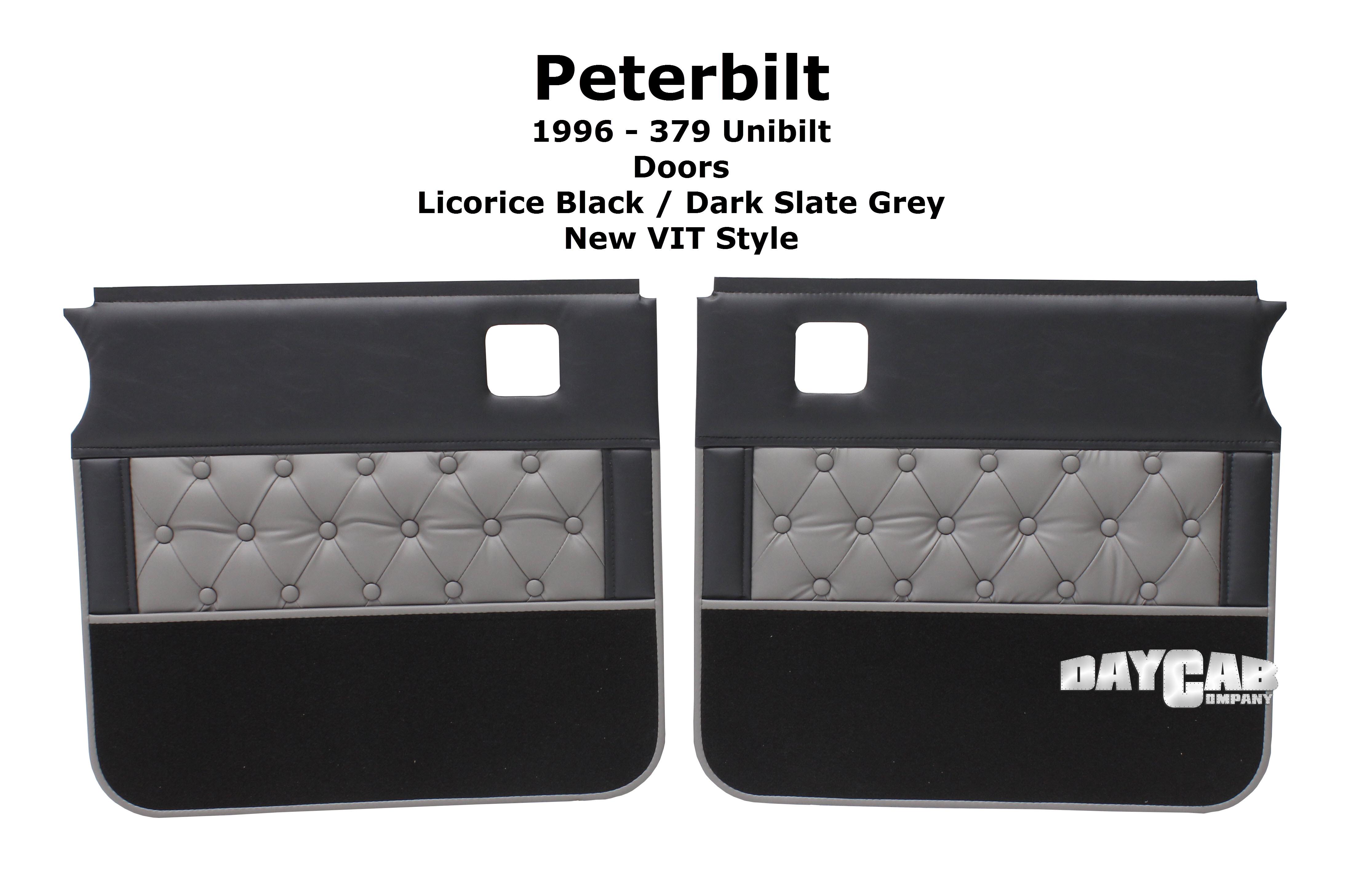 Peterbilt 1996 379 Unibilt Doors