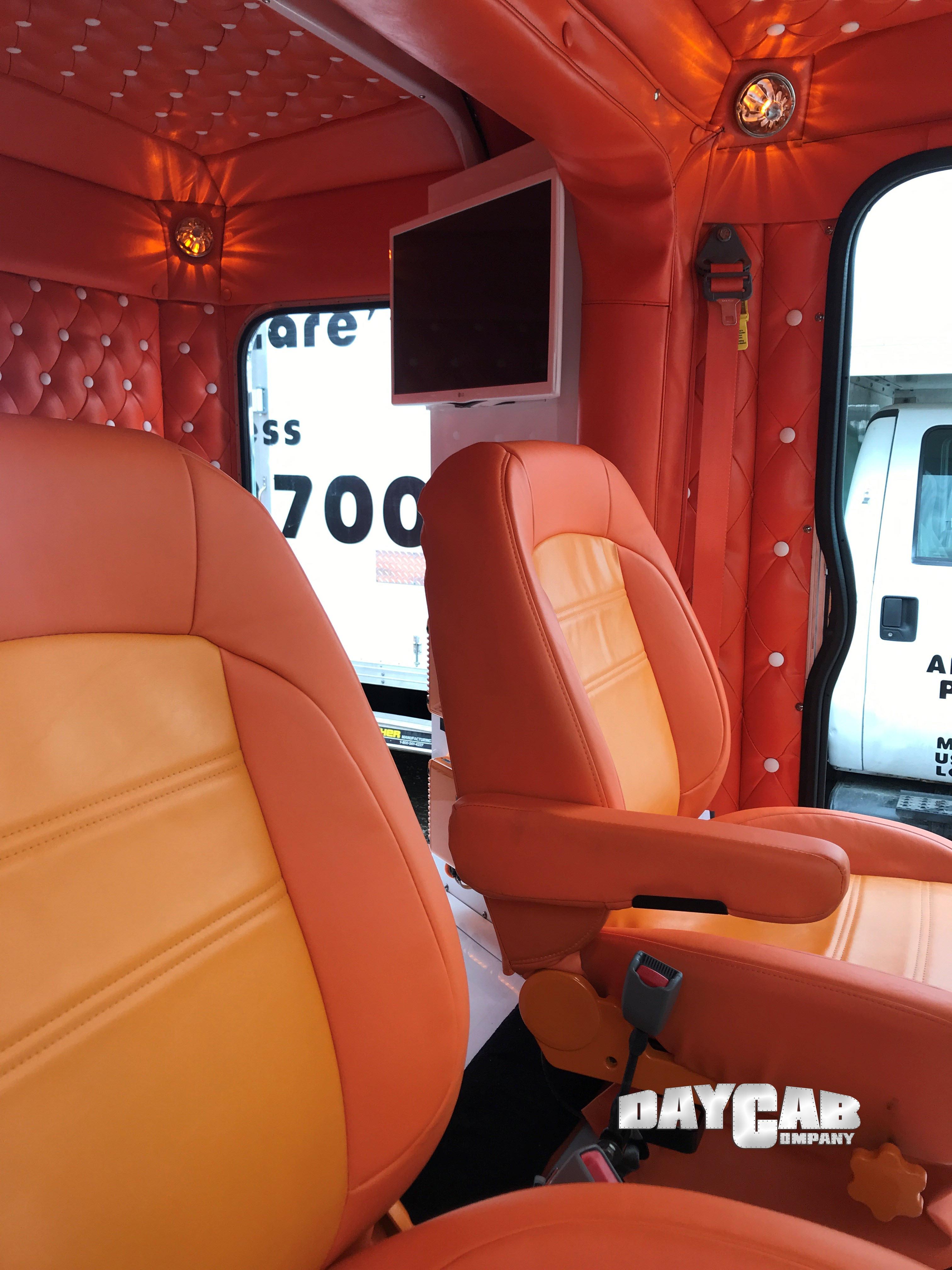 Orange Truck VIT