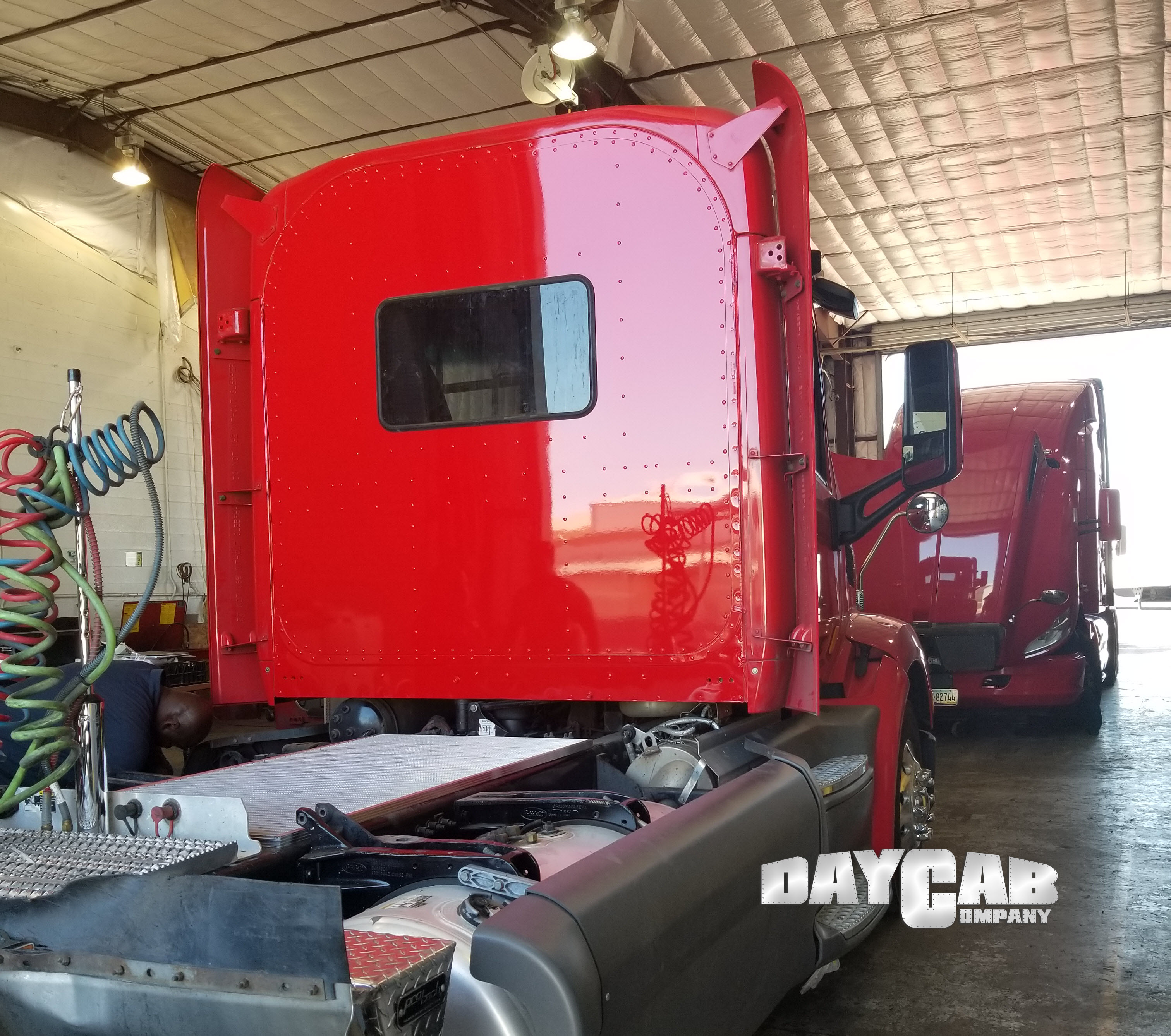 Peterbilt 579 NGP Ultracab Conversion Kit - Daycab Company