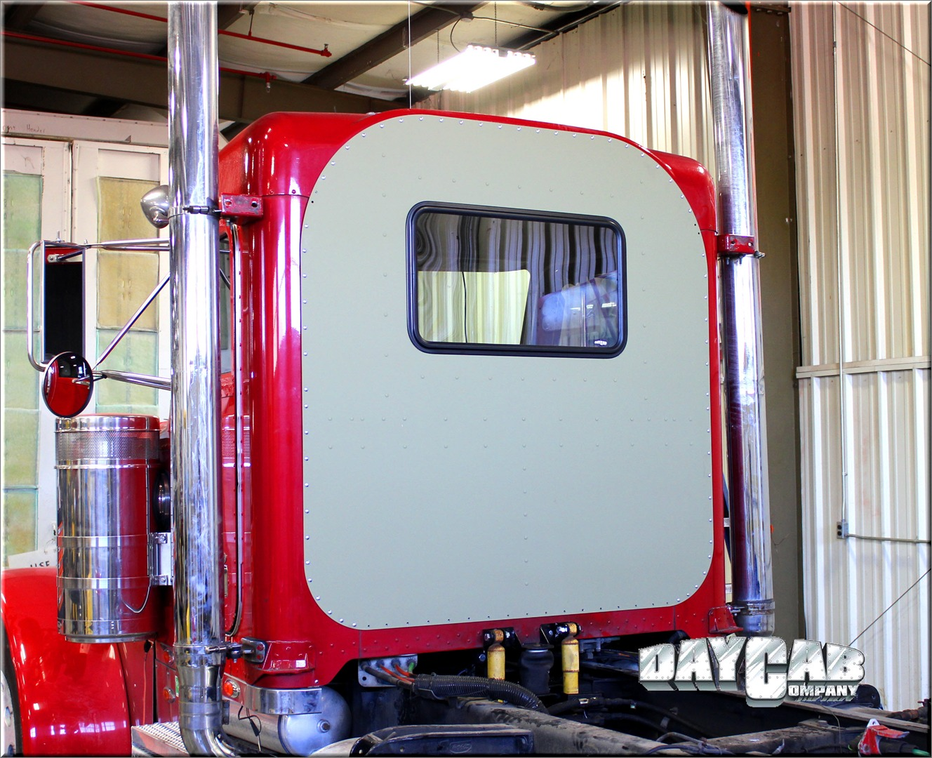 Peterbilt Ultracab Day Cab Conversion