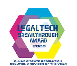 2020_LegalTech Breakthrough Award_RESOLV