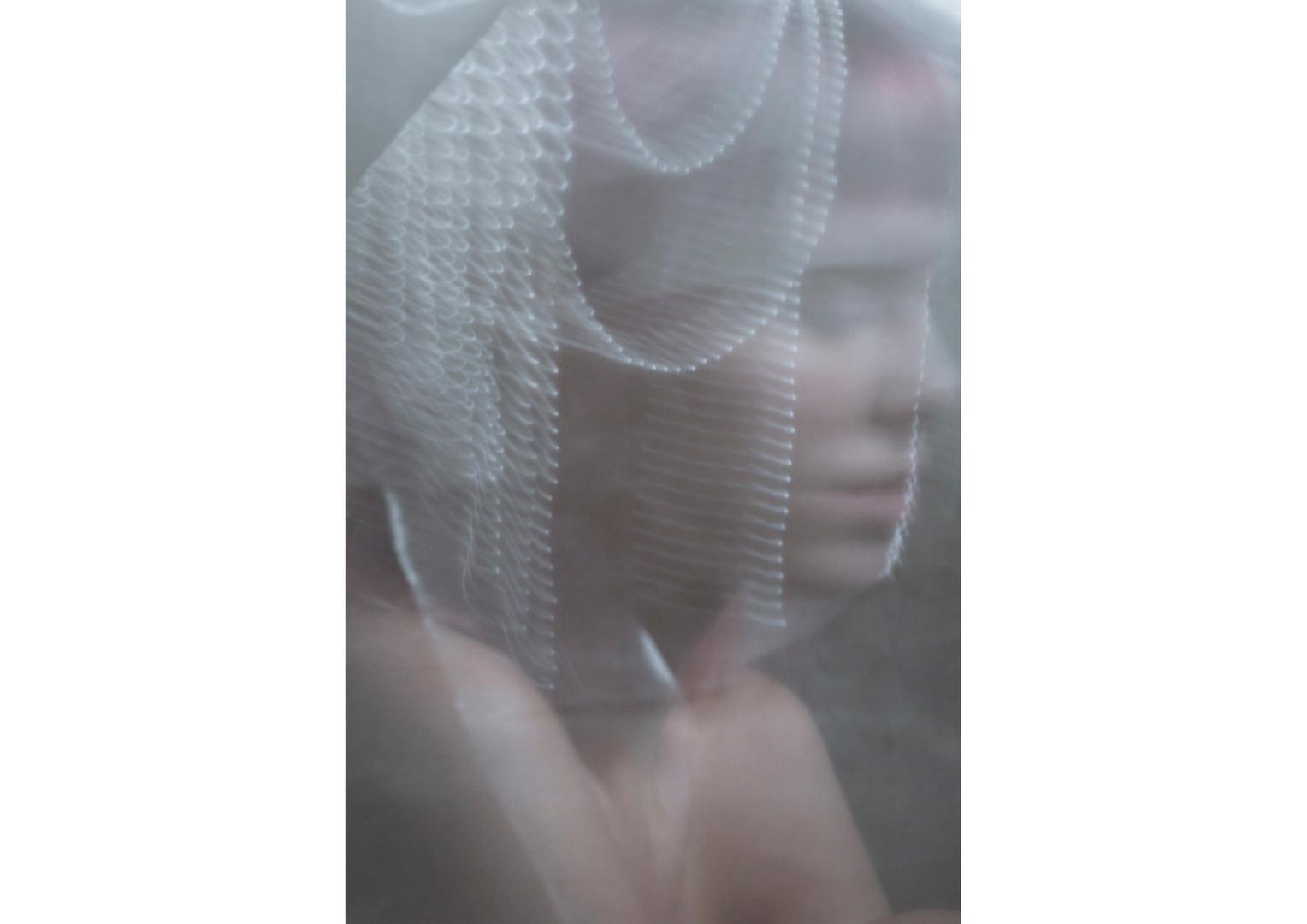 Modèle: Léa Meynard MUA: Antonnella Bardot Stylisme: Antonnella Bardot & Camille Brasselet