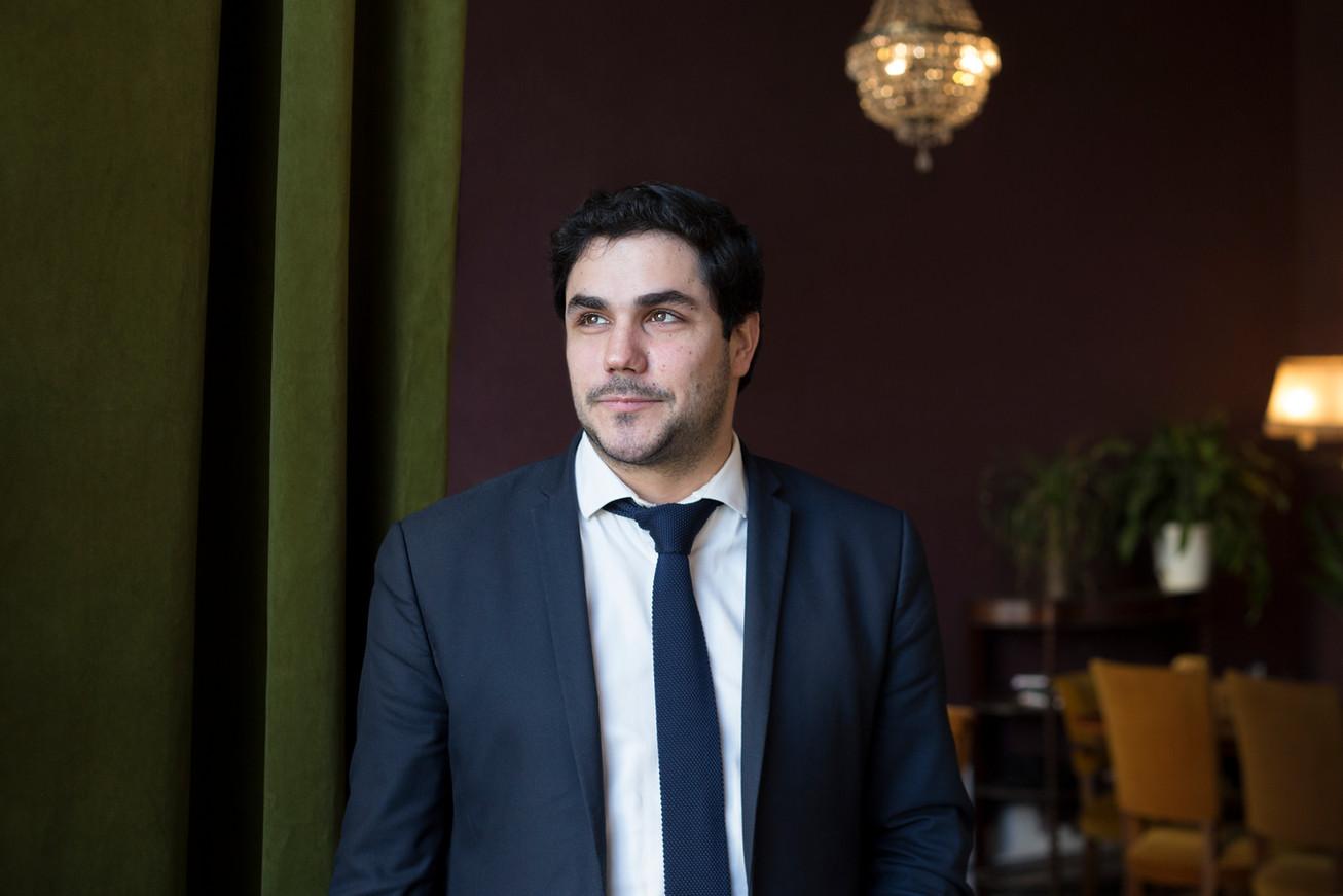 Portrait Mike - Groupe XEFI pour Maison Trafalgar