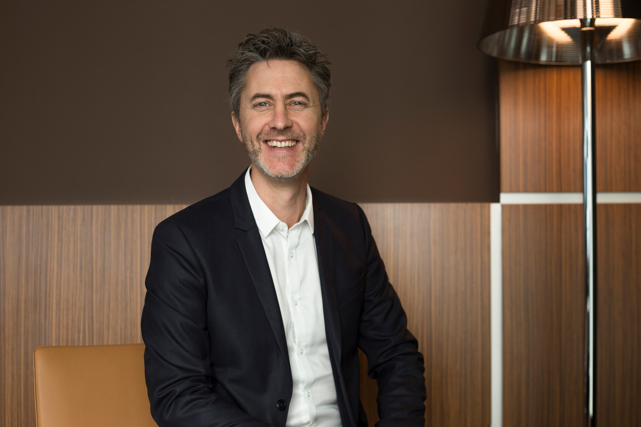 Portrait Sébastien - Groupe XEFI pour Maison Trafalgar