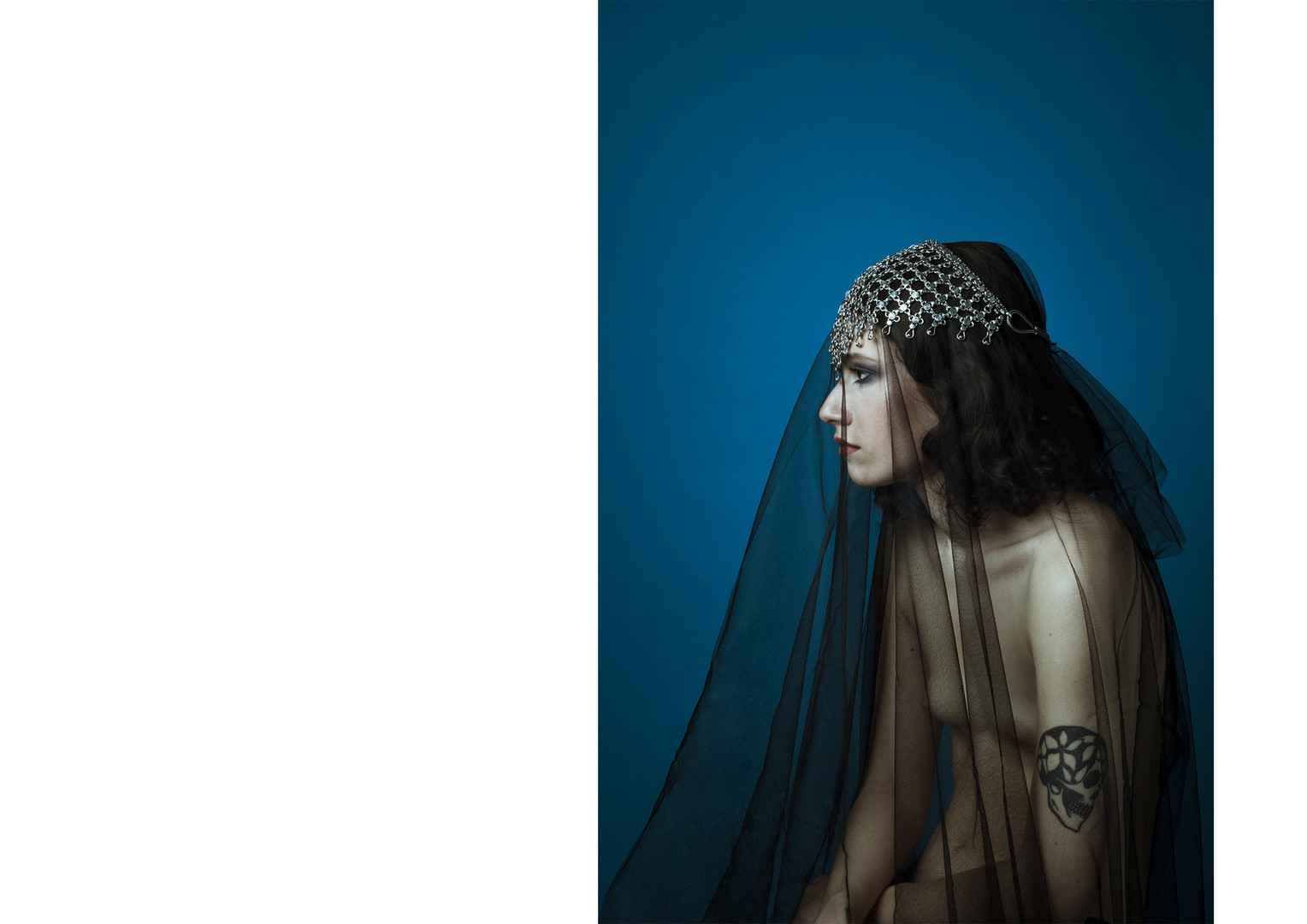 Modèle: Marion Ott MUA: Emmanuelle Montgour