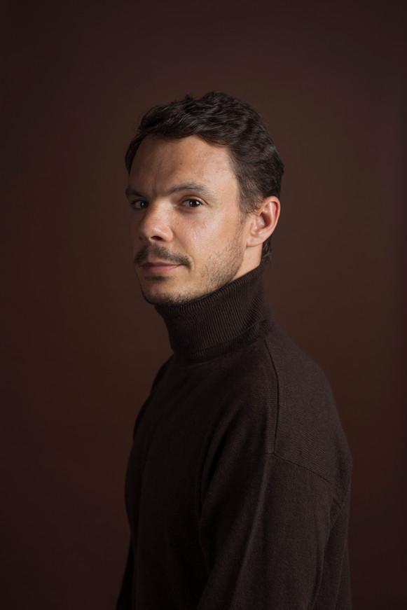 Portrait Thibaud Crivelli - Maison Crivelli
