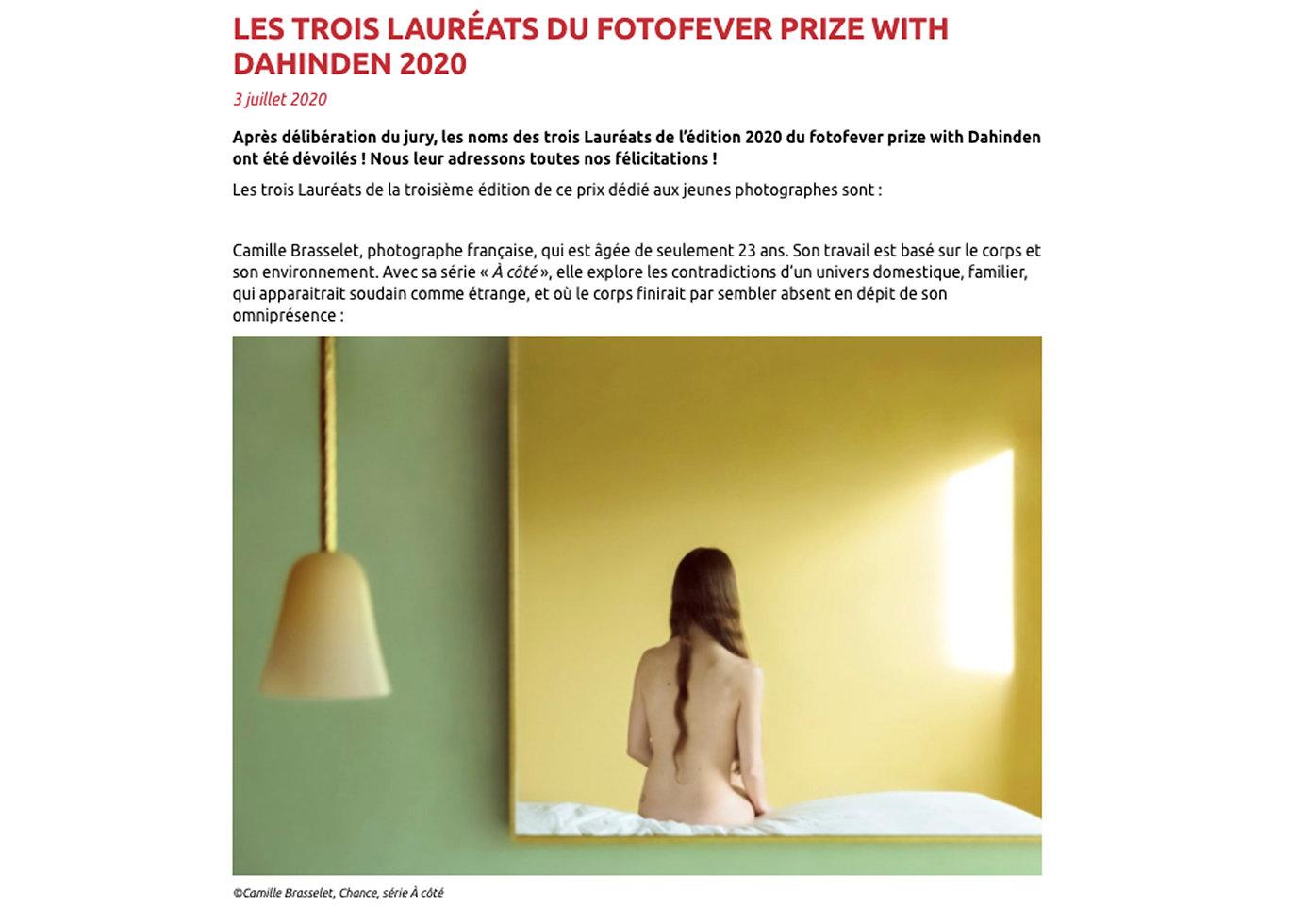 Fotofever-camille-brasselet-prize-dahind