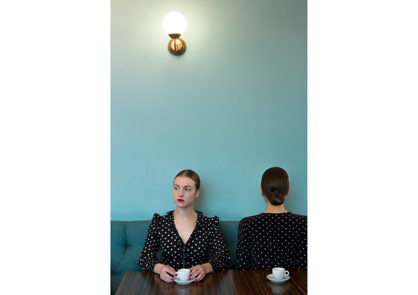 Modèles: Anaïs Martinet & Antonella Bardot MUA: Antonella Bardot