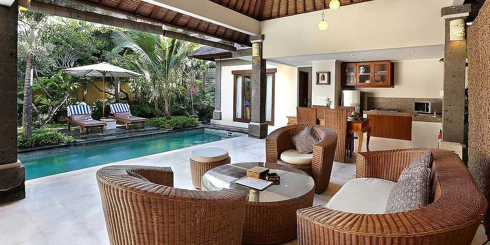 Bali private luxury villa