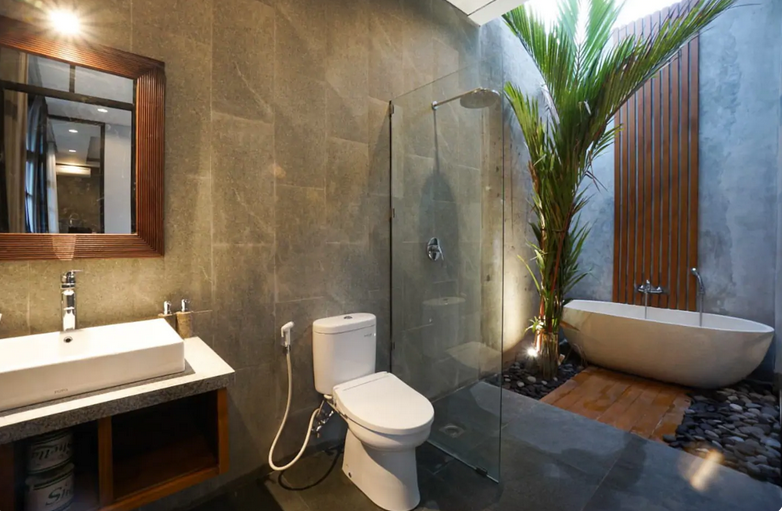 View of ensuite Bathroom 1