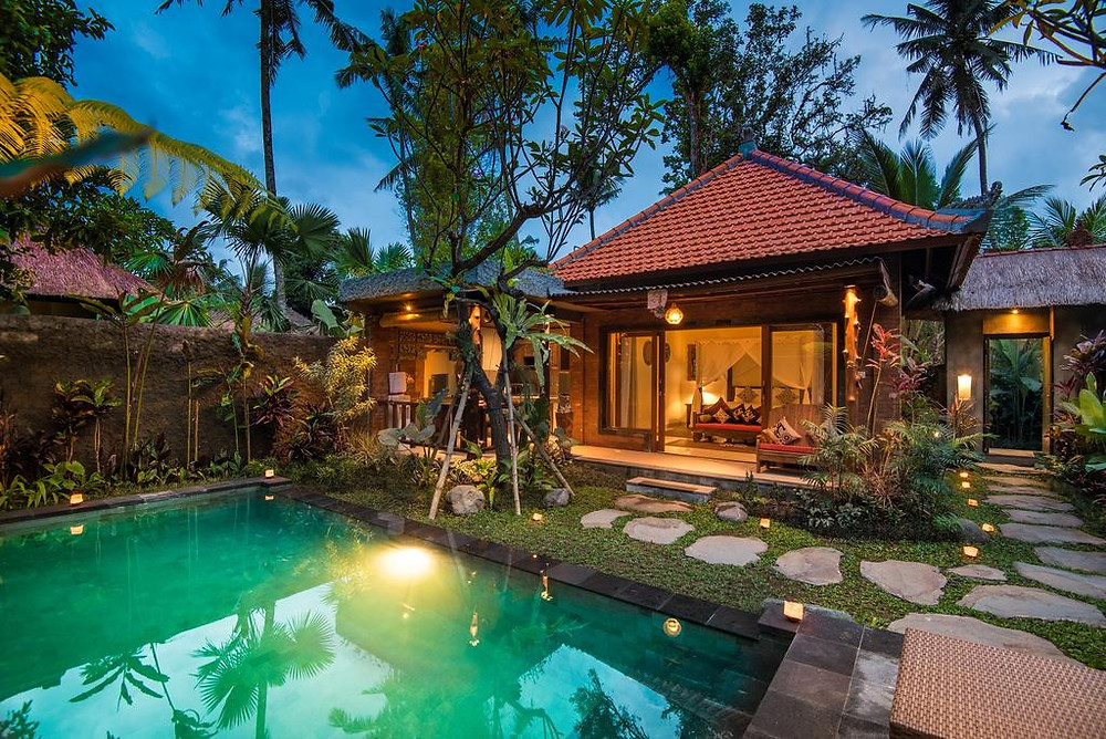 buy Bali villa