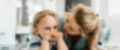 Mother and child speech therapy