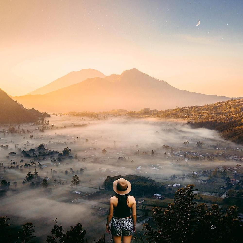 Bali views and real estate properties