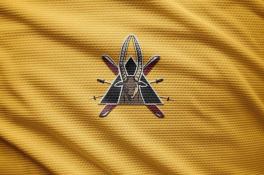 Sport T-shirt MockUp Logo Visuel