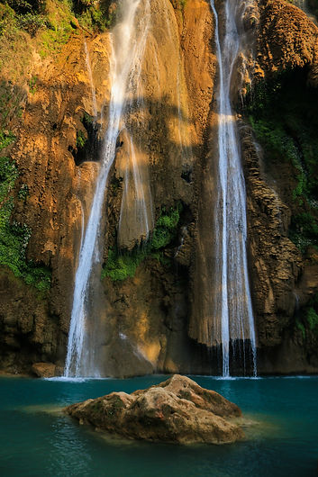 Cascade Birmanie Myanmar Art Photographie Paysages