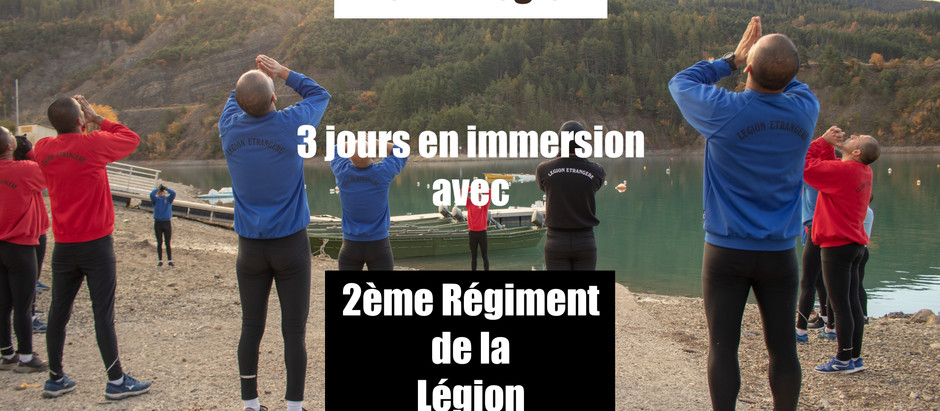 We ARE Légion