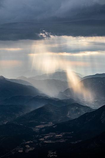 Mont Ventoux Art Photographie Tempete Paysages