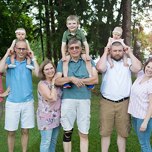 Fangmann Family