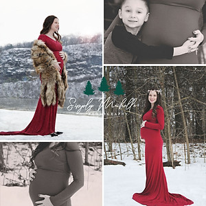 Maternity Model - Brittany
