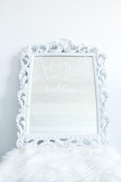 White Mirror Small