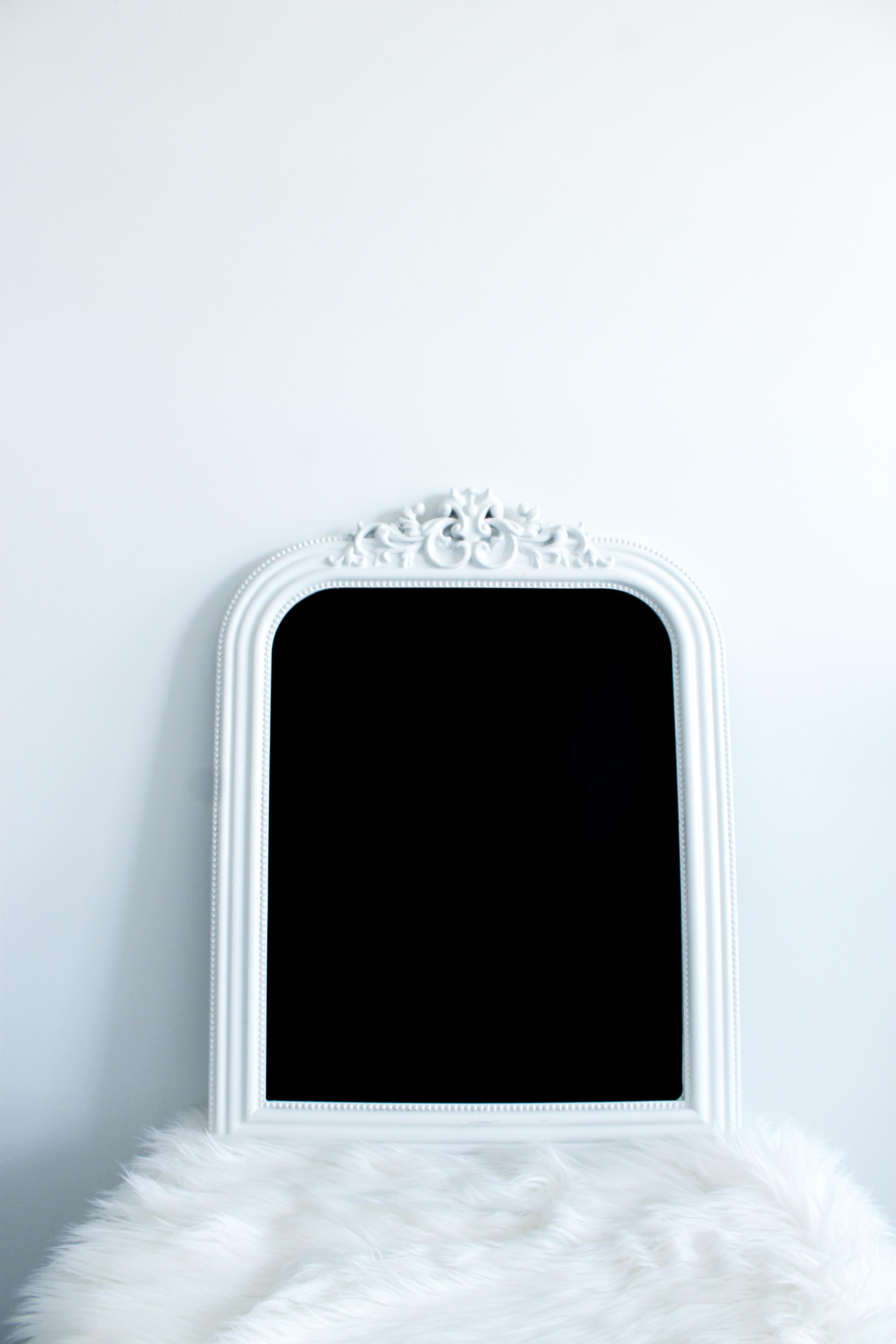 White Chalkboard Small
