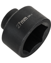 Lumax Low Profile Oil and Fuel Filter Cap Socket