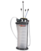 LX-1314 Manual Pneumatic 2 in 1 Fluid Extractor