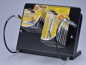 Lumax Metal Counter Display