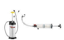 lumax Fluid Extractors and Dispensers, Manual Fluid Extractors, Syringe type Fluid Extractors