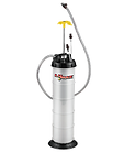 LX-1313, Manual/Pneumatic 2-in-1 Fluid Extractor