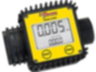 Electronic Flow Meter, Lumax Digital Meter