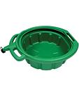 LX-1631 Lumax 4.75 gallon plastic drain pan