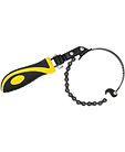 LX-1809 Lumax Heavy Duty Chain Type Adjustable Oil Filter Wrench