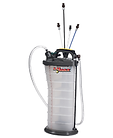 LX-1314, Manual/Pneumatic 2-in-1 Fluid Extractor